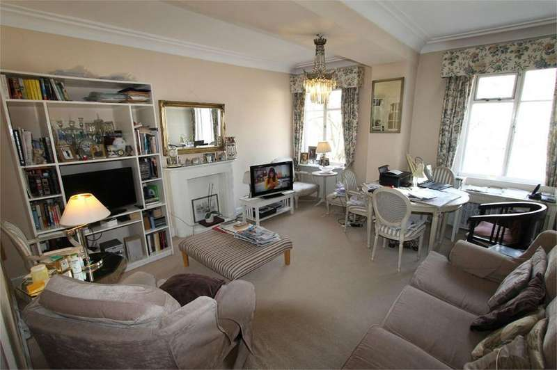 2 Bedrooms Apartment Flat for sale in Sussex Gardens, LONDON