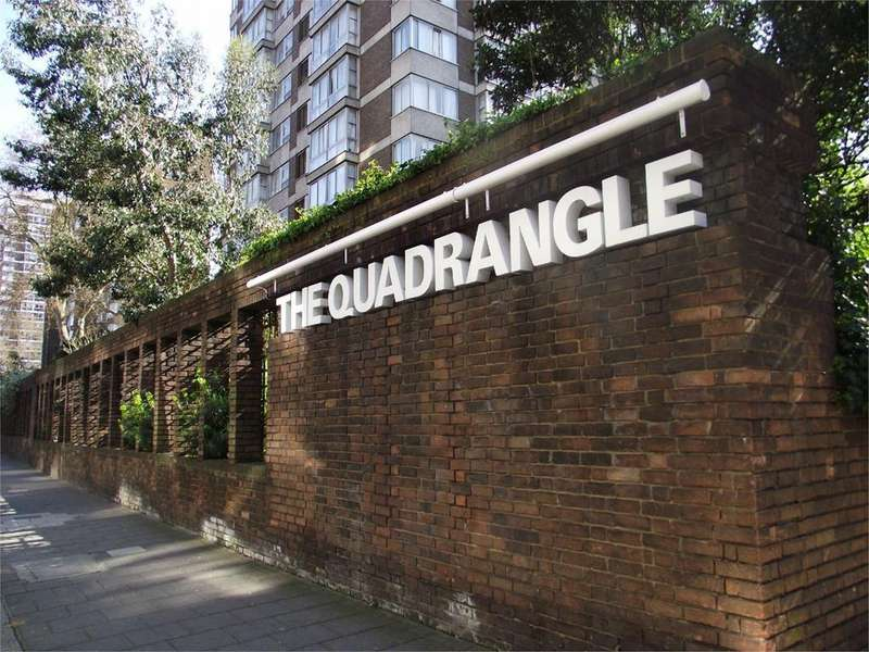 4 Bedrooms Apartment Flat for sale in Quadrangle Tower, Cambridge Square, London, UK
