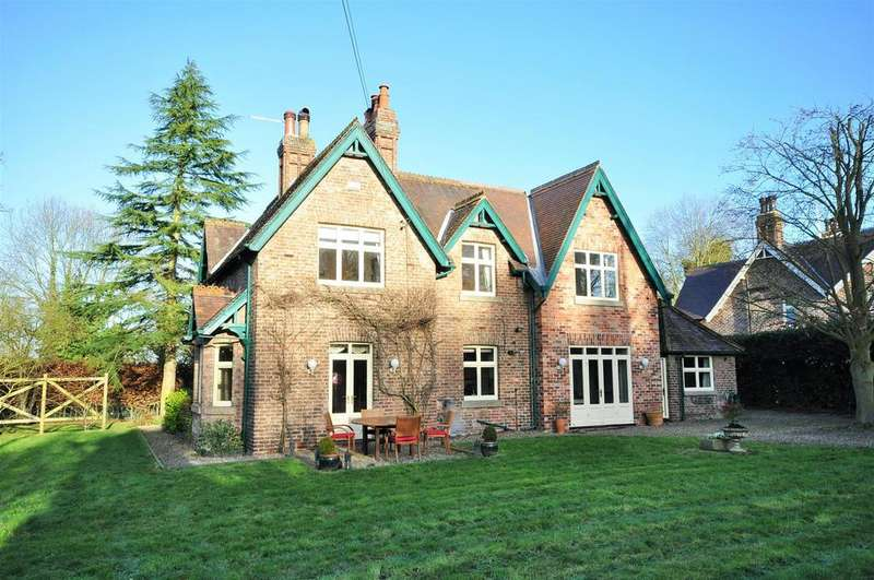 4 Bedrooms Detached House for sale in Applewood House, Sand Hutton, York