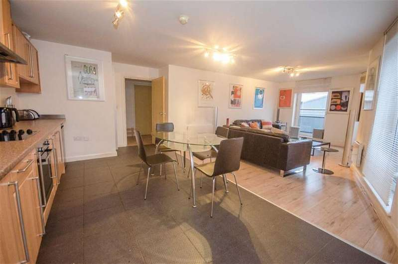 2 Bedrooms Apartment Flat for sale in Egerton Street, Chester, Chester