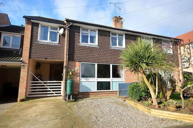 4 Bedrooms Semi Detached House for sale in Mount Pleasant, Maldon, Essex, CM9