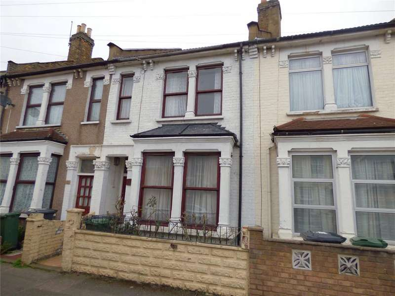 2 Bedrooms Terraced House for sale in Mayville Road, Leytonstone, E11