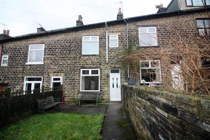 3 Bedrooms Terraced House for sale in Cleveley Gardens, Off Scout Road, Mytholmroyd, Hebden Bridge