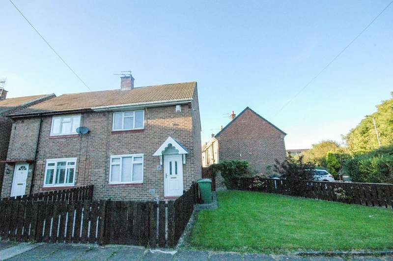 2 Bedrooms Semi Detached House for sale in Cardigan Road, Hylton Castle