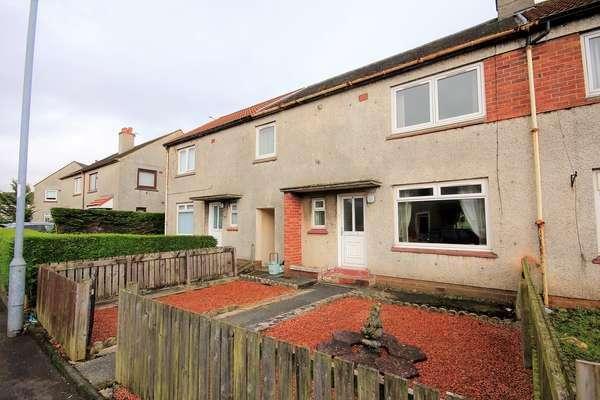 3 Bedrooms Terraced House for sale in 8 Kingswell Avenue, Kilmarnock, KA3 2EZ