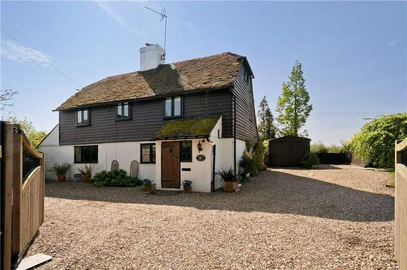 4 Bedrooms Detached House for sale in Hampstead Lane, Yalding, Maidstone, Kent, ME18