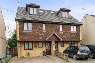 4 Bedrooms Semi Detached House for sale in Essex Road, Longfield, Kent, Gravesend