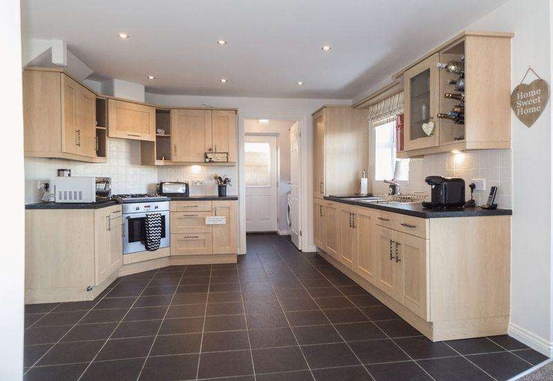 4 Bedrooms Detached House for sale in Murray Park, Stanley