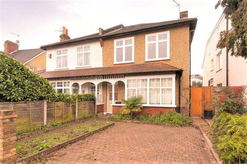 4 Bedrooms Semi Detached House for sale in Kingston Road, Teddington, TW11