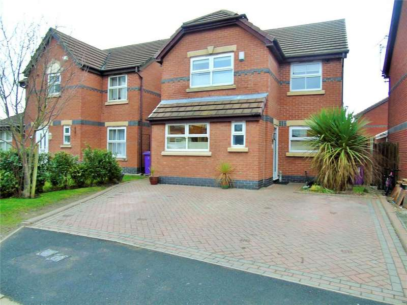 4 Bedrooms Detached House for sale in Barlows Lane, Fazakerley, Liverpool, L9