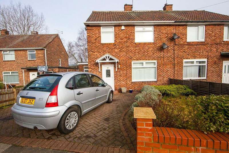 3 Bedrooms Semi Detached House for sale in Lealholm Road, Newcastle upon Tyne, NE7
