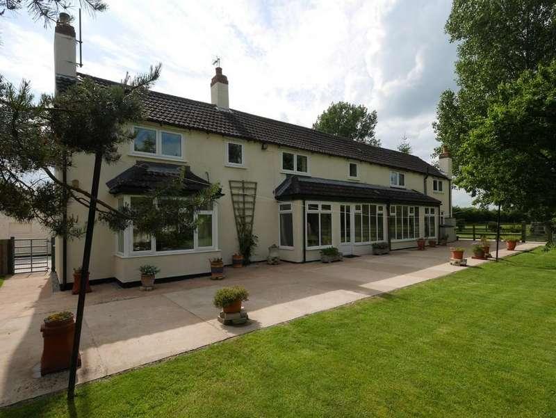 5 Bedrooms Detached House for sale in Old Greenwood, Sandholme Landing, Newport
