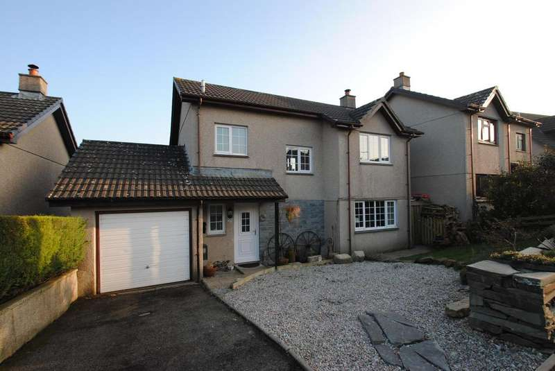 4 Bedrooms Detached House for sale in Mayna Parc, Petherwin Gate