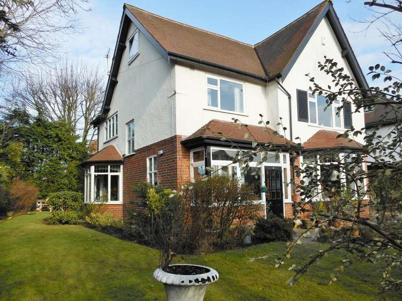 4 Bedrooms Detached House for sale in Harrowby Road, West Park