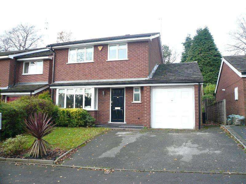 3 Bedrooms House for rent in Crondal Place, Edgbaston, B15