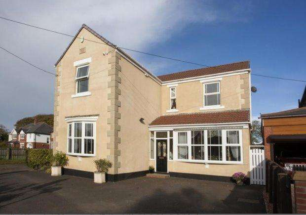 3 Bedrooms Detached House for sale in DURHAM ROAD, BISHOP AUCKLAND, BISHOP AUCKLAND