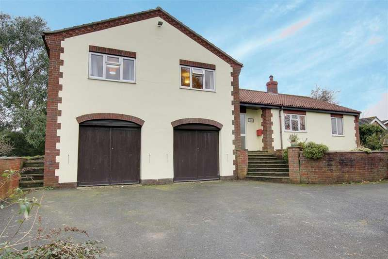 4 Bedrooms Detached House for sale in Highfield Lodge, Main Road, Welton-Le-Marsh