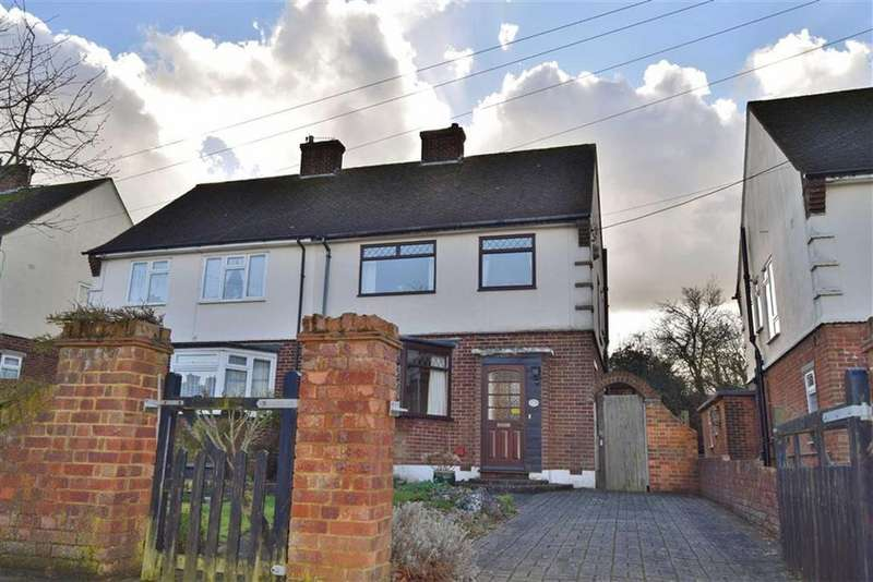 3 Bedrooms Semi Detached House for sale in Newports, BR8