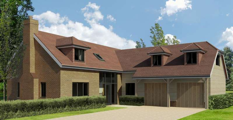 3 Bedrooms House for sale in Manor Road, Sherborne St John RG24