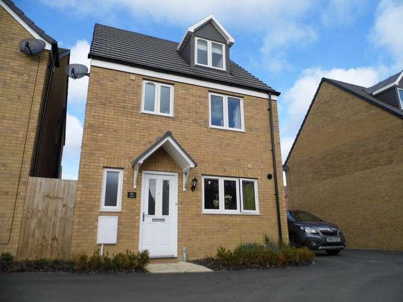 4 Bedrooms Detached House for sale in Harrington Road, Desborough, NN14 2NJ