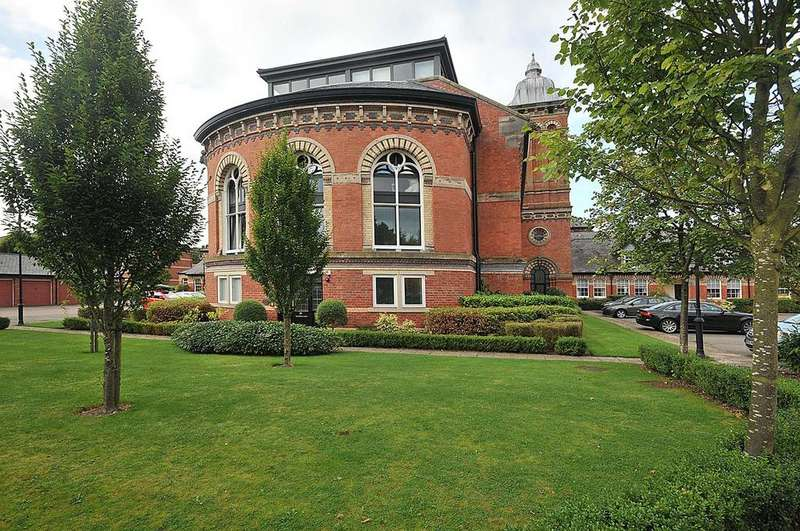 2 Bedrooms Apartment Flat for sale in Balmoral House, Macclesfield