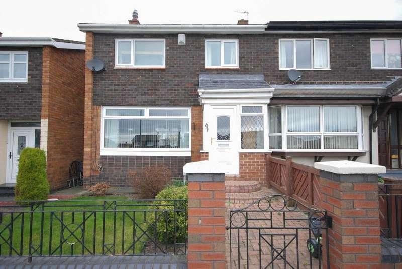 3 Bedrooms Semi Detached House for sale in Bowness Street, Town End Farm