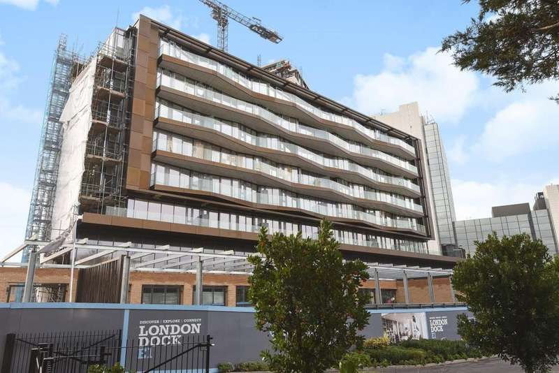 1 Bedroom Flat for sale in London Dock, Wapping, E1W