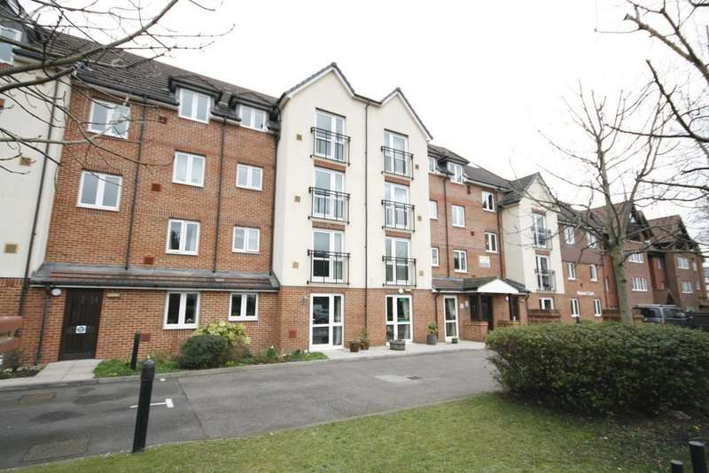 2 Bedrooms Ground Flat for sale in Foxley Lane, Purley
