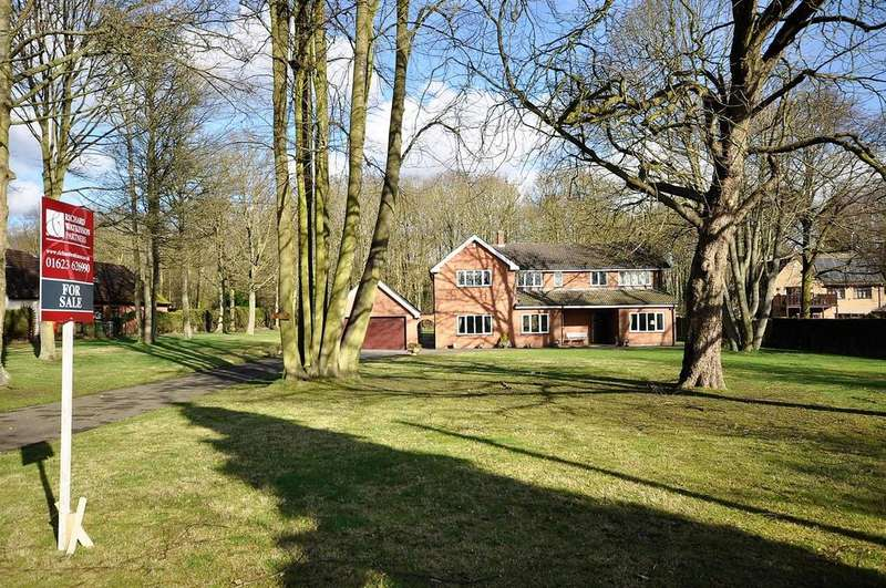 4 Bedrooms Detached House for sale in Parkside, May Lodge Drive, Rufford