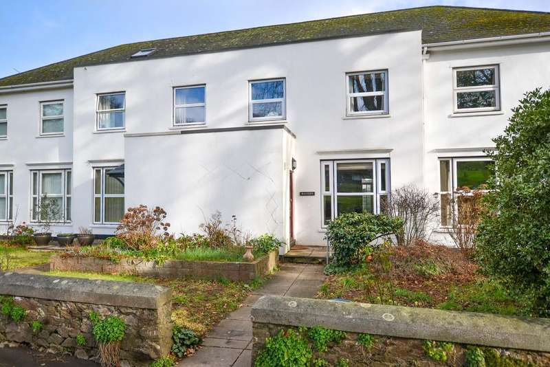 3 Bedrooms Terraced House for sale in Forde Park, Newton Abbot