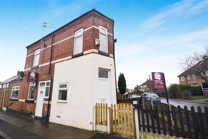 1 Bedroom Apartment Flat for sale in Ellesmere Street, Swinton