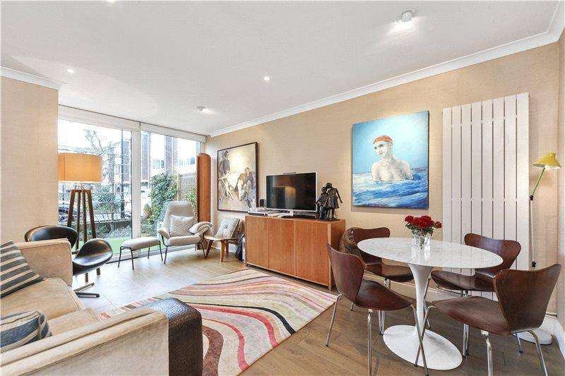 3 Bedrooms Terraced House for sale in Lord Napier Place, Hammersmith, London, W6