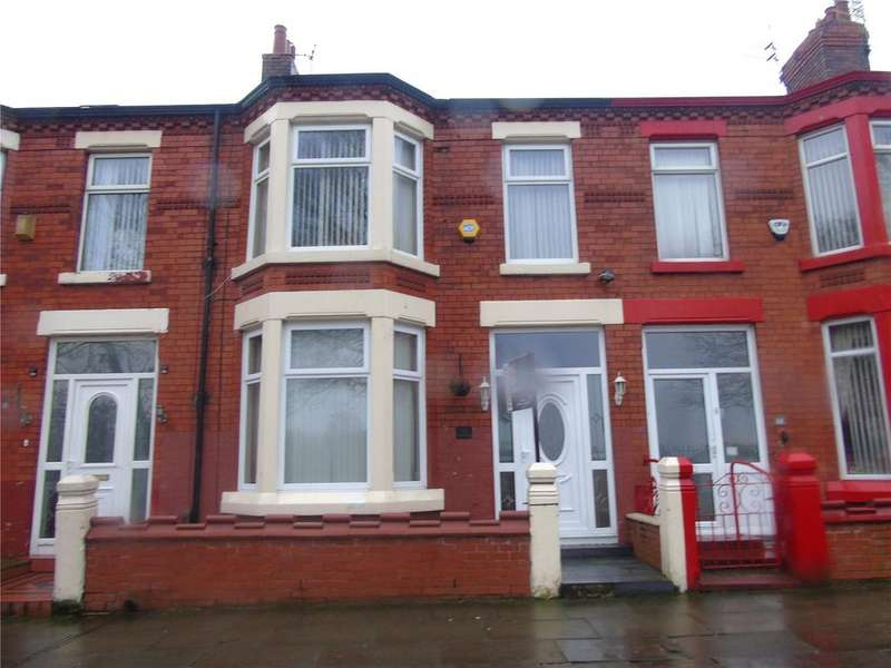 3 Bedrooms Terraced House for sale in Haggerston Road, Walton, Liverpool, L4