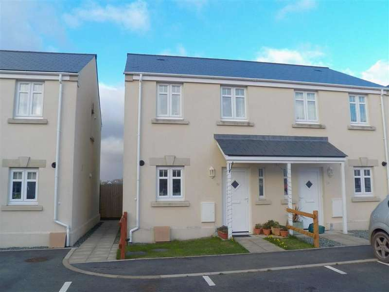 2 Bedrooms Property for sale in Moors Road Pond Bridge, Johnston, Haverfordwest