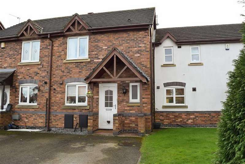 3 Bedrooms Mews House for sale in Wardle Mews