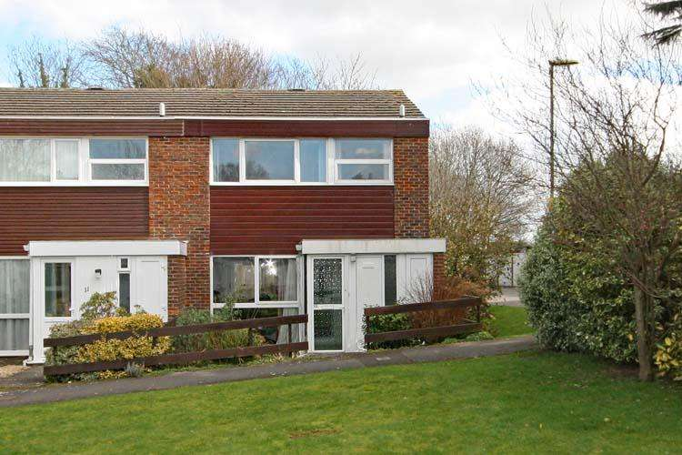 3 Bedrooms End Of Terrace House for sale in Tylers Close SO41