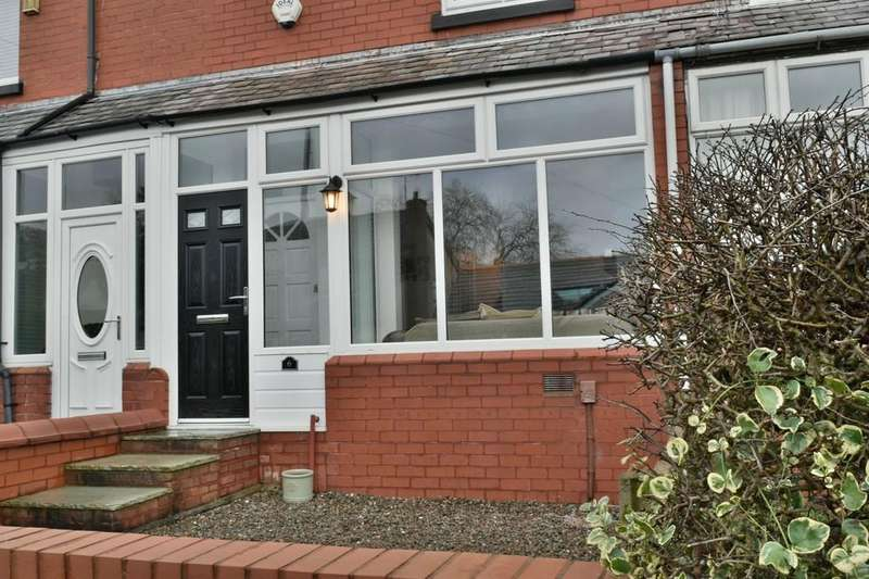 2 Bedrooms Terraced House for sale in Springfield Lane, Eccleston, St. Helens