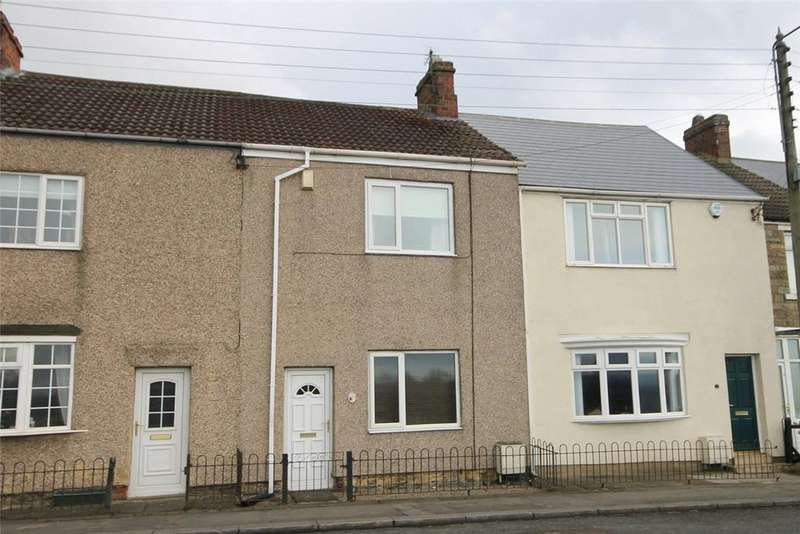 2 Bedrooms Terraced House for sale in Canney Hill, Coundon Gate, Bishop Auckland, DL14