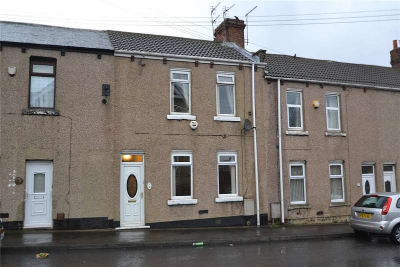 2 Bedrooms Terraced House for sale in Front Street, Shotton, Co.Durham, DH6
