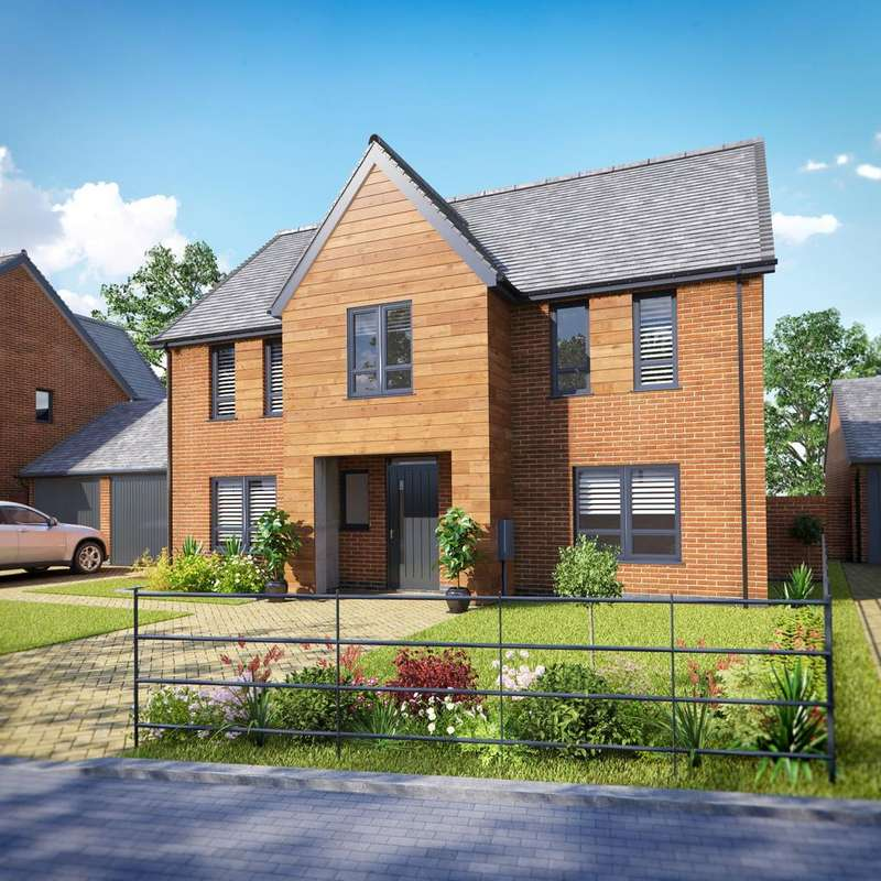4 Bedrooms Detached House for sale in Bedhampton