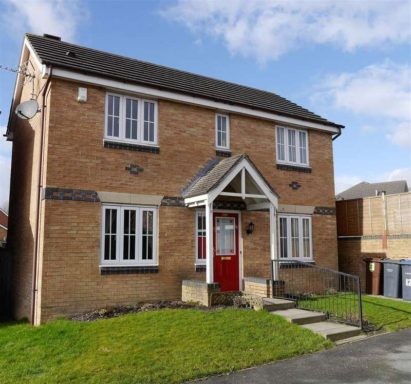 3 Bedrooms House for sale in Wyre Close, Off Beacon Road, Bradford, BD6 3DH