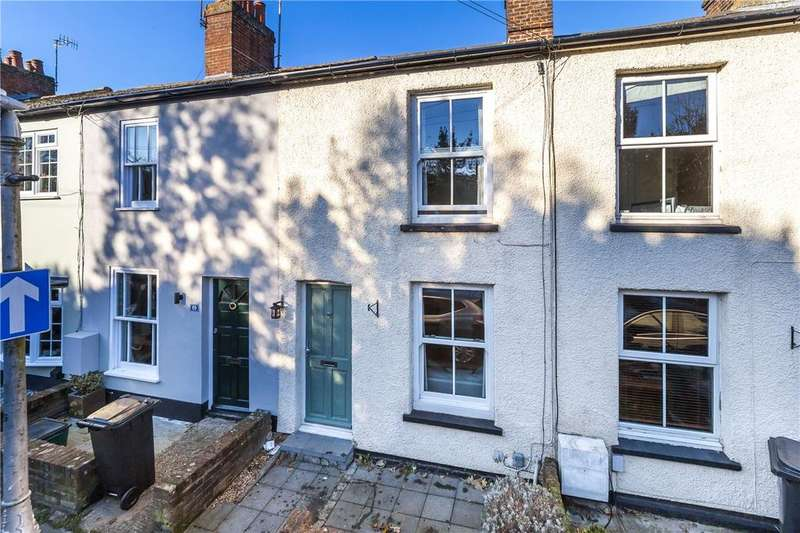 2 Bedrooms Terraced House for sale in Church Street, St. Albans, Hertfordshire