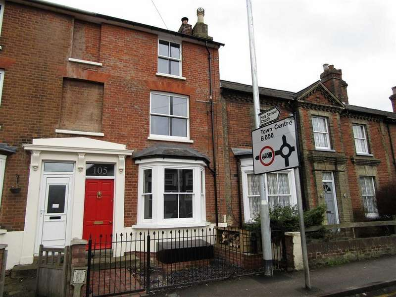 4 Bedrooms Town House for sale in Walsworth Road, Hitchin, SG4