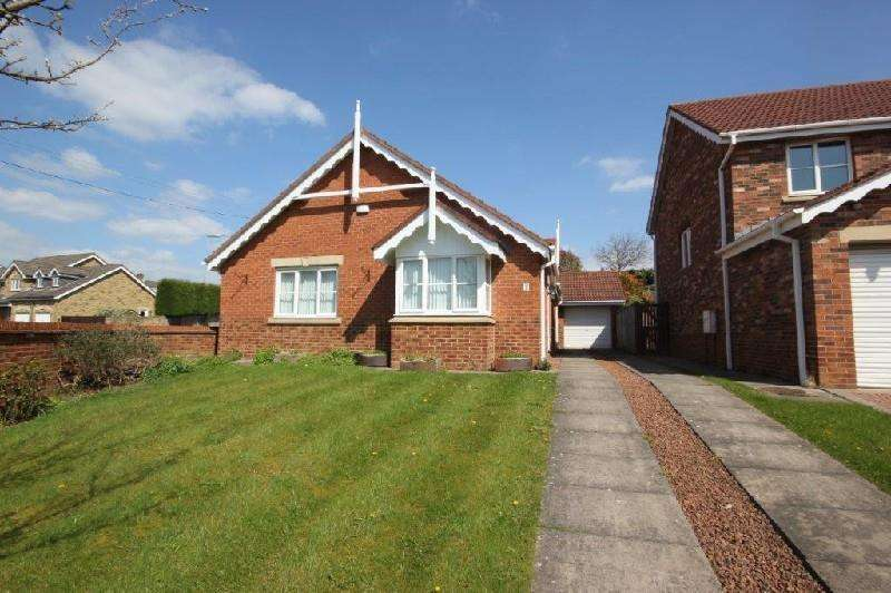 3 Bedrooms Detached Bungalow for sale in Greenhills, Byers Green