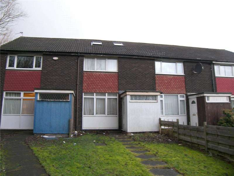 2 Bedrooms Terraced House for sale in Heathcroft Drive, Leeds