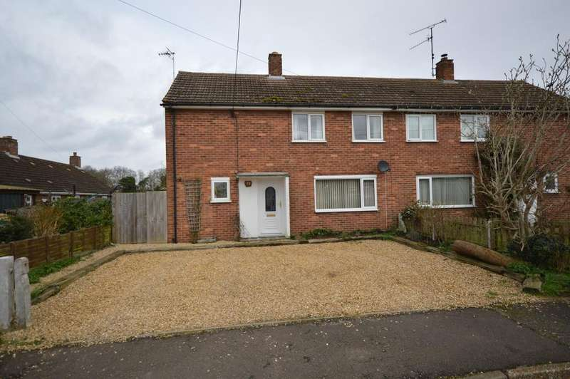 3 Bedrooms Semi Detached House for sale in Gayton, Kings Lynn, Norfolk