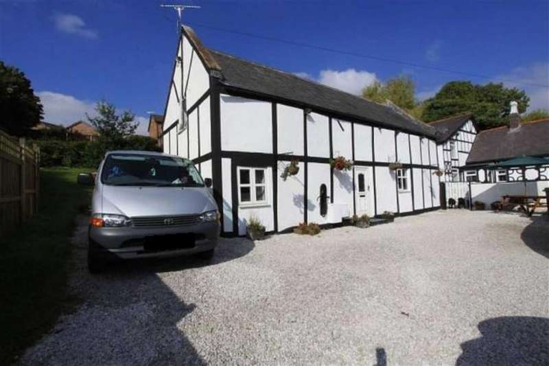 4 Bedrooms Barn Conversion Character Property for sale in Greenfield Road, Greenfield, Holywell
