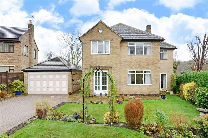 4 Bedrooms Detached House for sale in 2, Twentywell View, Bradway, Sheffield, S17