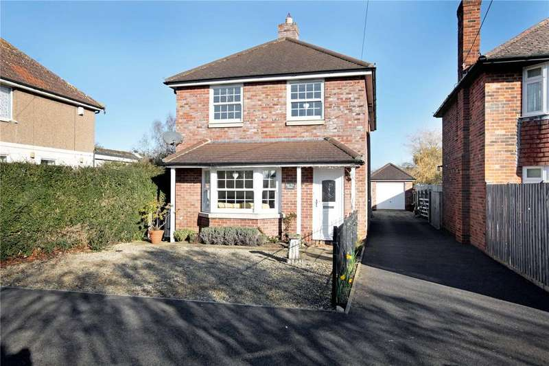 3 Bedrooms Detached House for sale in High Street, Keinton Mandeville, Somerton, Somerset