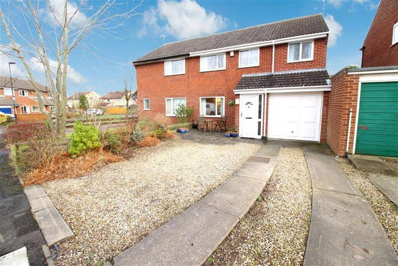 4 Bedrooms Semi Detached House for sale in Elstree Court, Newcastle Upon Tyne, NE3